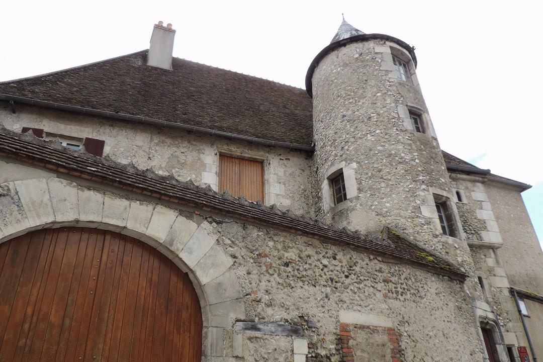 La tour du chancelier de Giac