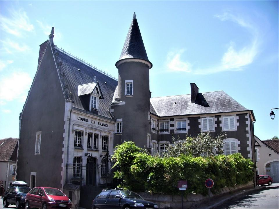 """L'école de langues """"Cœur de France"""""""
