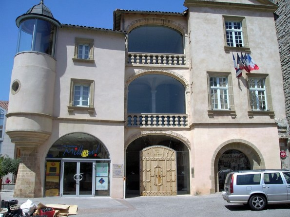 L'Office de tourisme de Millau