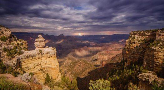 moonlit-landscapes-canyon-lightning