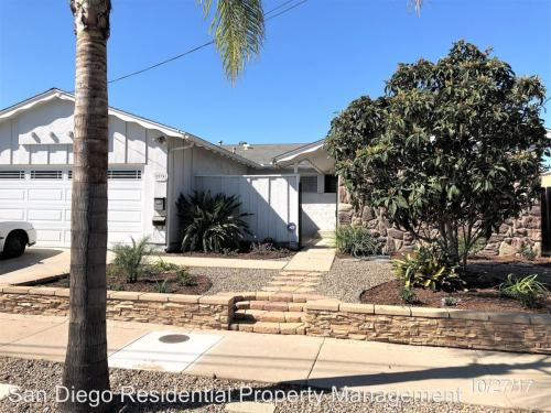 3 bedroom houses for rent in san diego county. 3 bedroom houses
