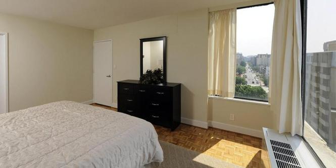 Bedroom Apartments For With All Utilities Included Columbia Plaza At Virginia Avenue Nw Washington
