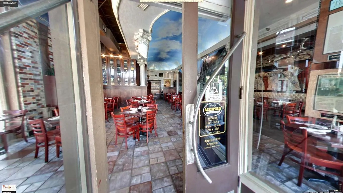 Greek Restaurant 1st Ave