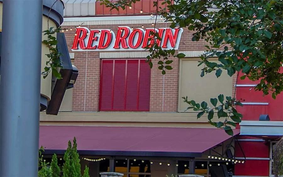 Red Robin Gourment Burgers 699 At Westfield Brandon FL Photo News 247