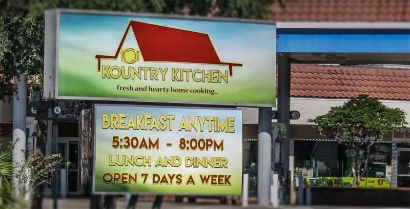 Kountry Kitchen Soul Food Restaurant