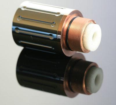 Copper heatsink of SS Light