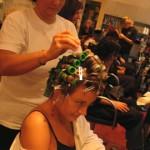 make-up for Rosaria