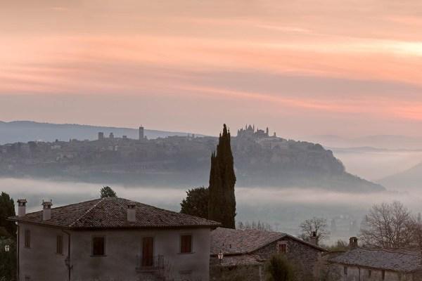 Orvieto April Dawn