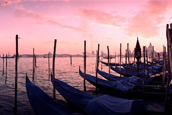 Winter in St. Mark's, Venice