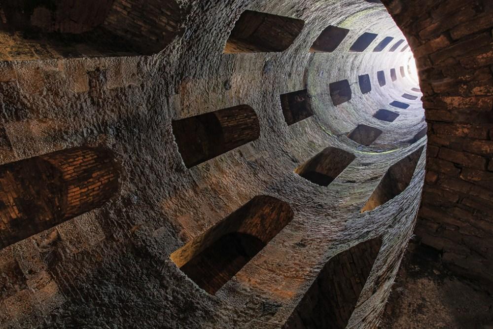 St Patrick's Well, Orvieto