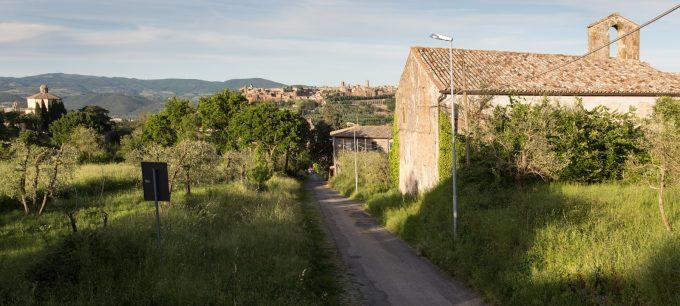 Tamburino church, Orvieto