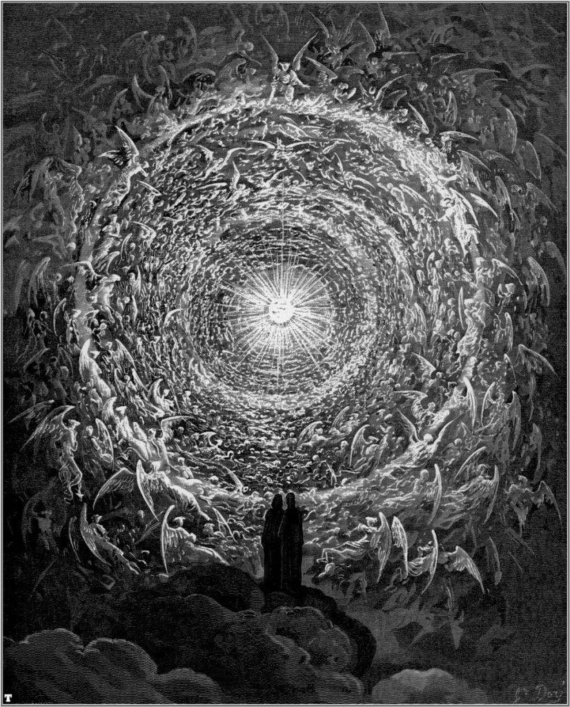 Dante's inferno by Gustav Doré