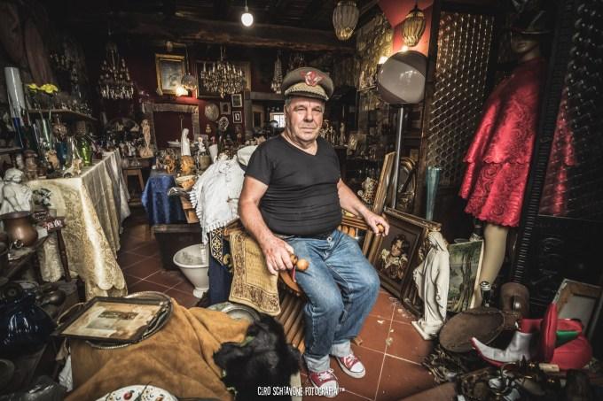 Antonio antique and  junk shop