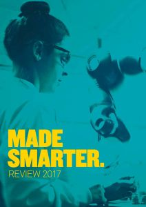 Made Smarter Review cover