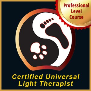 CLT-U Combined Light Therapy Certifications - Human/Horse/Pet