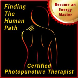 Finding the Human Path One Time of $1,295.00 $445.00 Every month for 3 months $225.00 Every month for 6 months $125.00 Every month for 12 months Photopuncture Therapist Course. Understanding Energy Flow for Photopuncture. Activate and balance Chi Energy through Principal acupoints. Create your own recipes & protocols to augment any therapeutic modality. Torch Kit Bundles Please select Torch Kit Bundles Fiber-Optic Probe Kit Please select Fiber-Optic Probe Kit Quantity 1 Add to Cart Product Description PhotopunctureReferenceCharts.jpgThis course is a combination of online course work and 6 weeks of 2 hour live zoom classes - Tuesdays at 5 pm Pacific - to review the course work and answer questions. The course includes: Learning to trace the 12 Energetic Meridians and 2 primary Extraordinary Vessels through the body Understanding how the different meridians affect the body both systemically and locally Work with the Principal Acupoints used in Photopuncture Overview of point types and how to combine points to address any issue Charts for Principal, Master, Influential, and Accumulation Points Charts for Human Meridian flow Photopuncture Session Tracking Charts Meridian Quick Reference Guide Students will be expected to upload weekly homework assignments during the course and complete a post-course practicum consisting of at least 3 Photopuncture sessions for 3 clients with 3 different physical issues. Prerequisites: Certified Light Therapist (CLT) training through PTI, LETS or other recognised agencies. Recommended: A working understanding of energetic testing: Muscle Testing, Applied Kinesiology, Dowsing, etc. Tools Needed: Participants will need a targeted red light therapy device (aka Photopuncture Torch or similar) and will do better with a set of at least 2. Lamps, panels, pads and bulbs are not appropriate for this course.