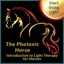 Photonic Horse Start Using Light