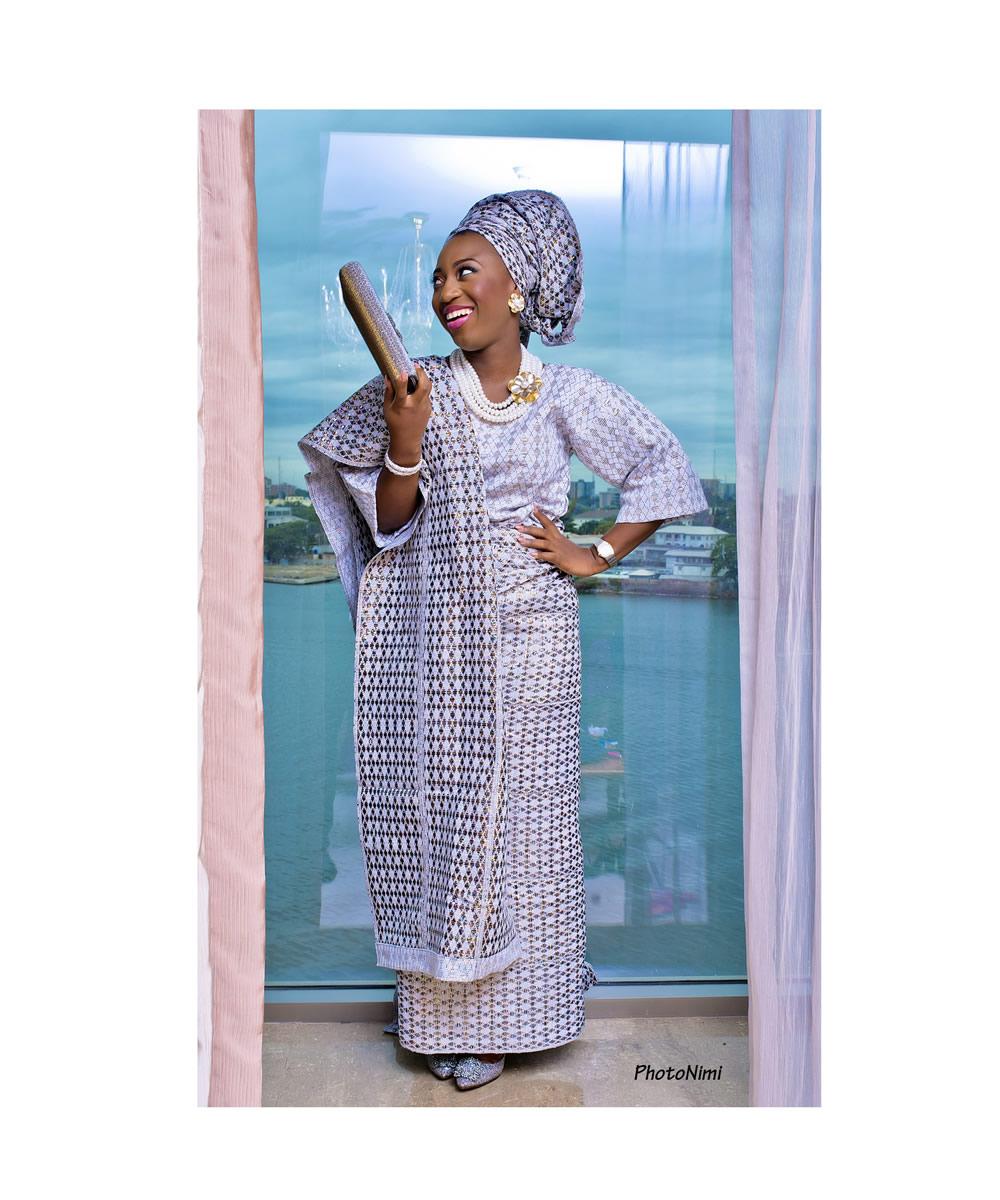 yoruba bride, yoruba traditional wedding attire – PhotoNimi