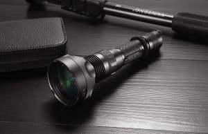 JETBeam RRT-M1X LEP laser thrower tactical flashlight