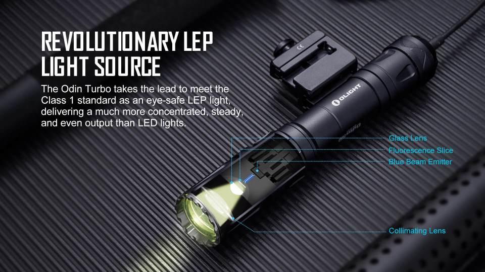 LEP Flashlight Function