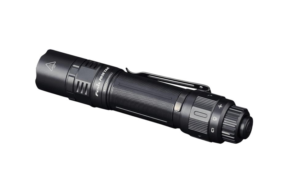 Fenix PD36 TAC flashlight