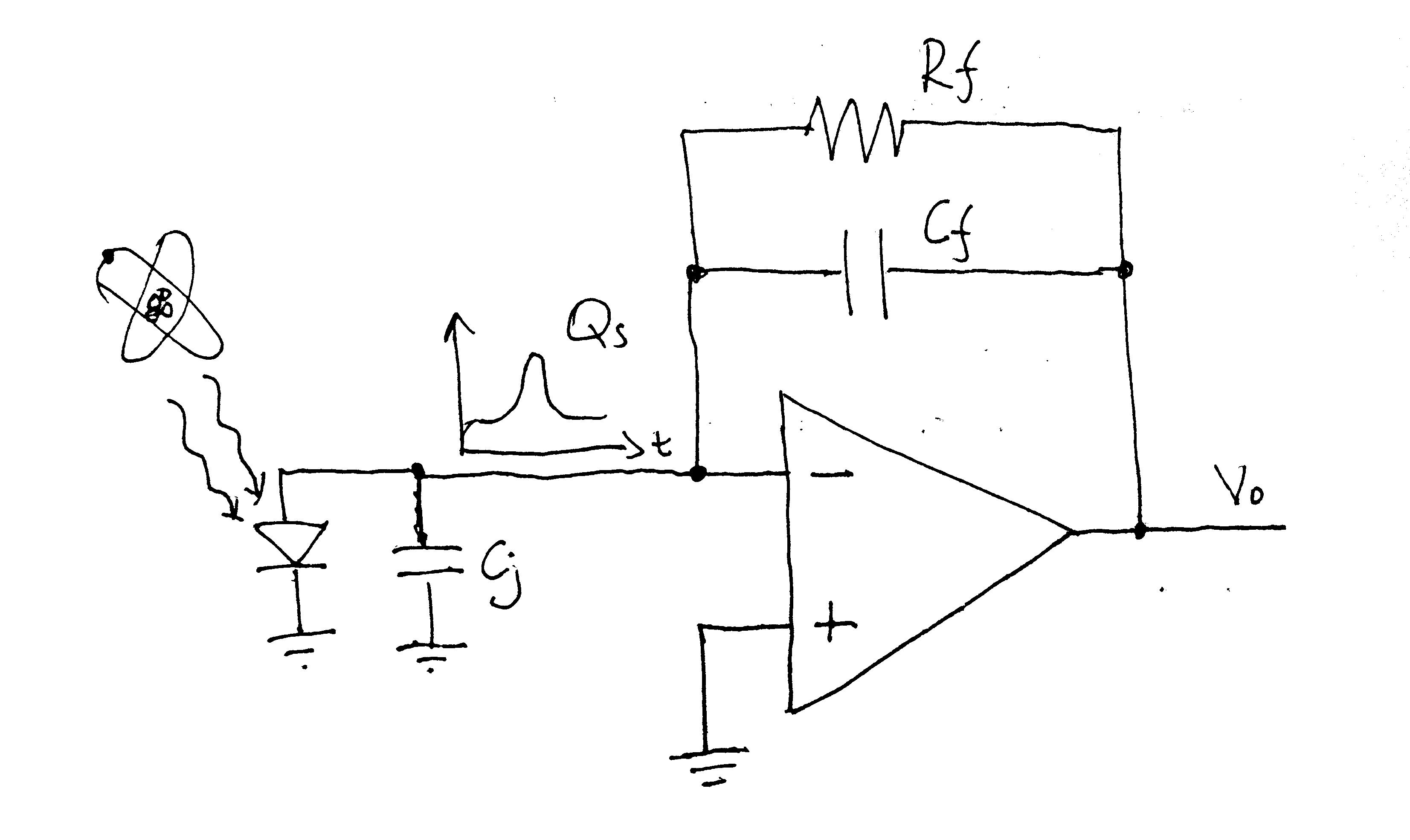 Flame Detector Circuit Schematic