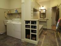Mudroom design photo