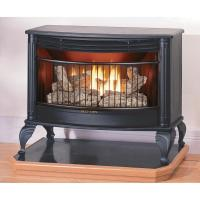 Propane fireplace photos