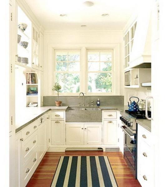 small galley kitchen designs Small galley kitchen design photo gallery