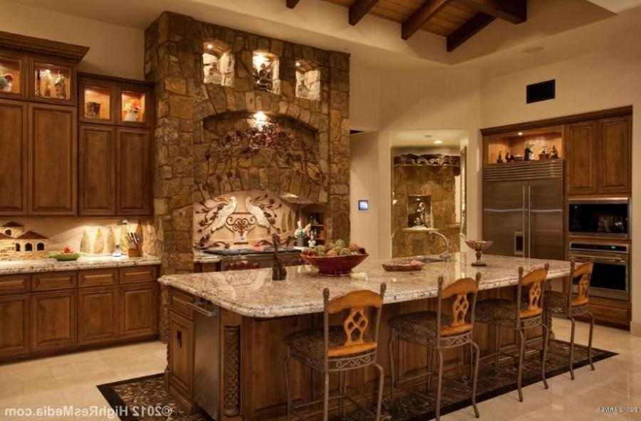 Tuscan home interior photos