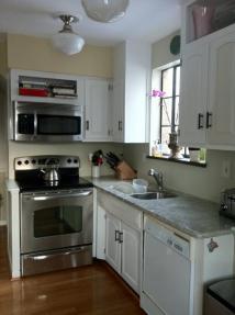 Designing Small Kitchen