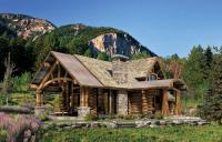Mountain style house plans with photos