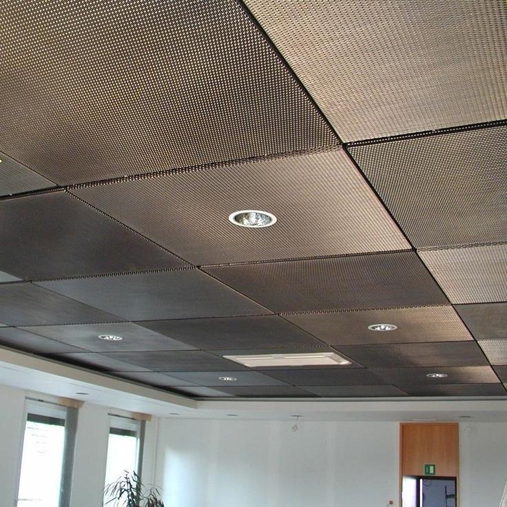 Photos of drop ceilings