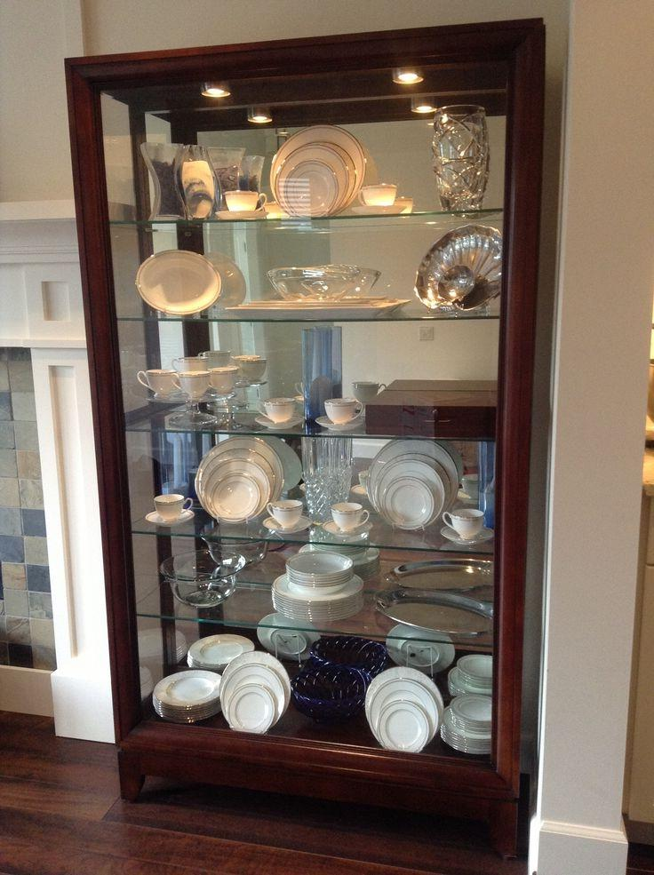 Photos china cabinet displays