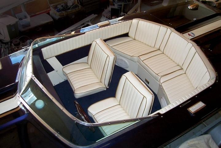 Boat cabin interior photos