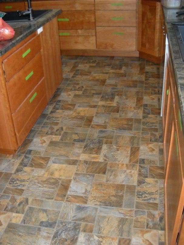 tile kitchen floor units photos stone laminate flooring