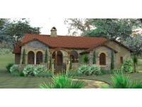 Southwestern house plans with photos