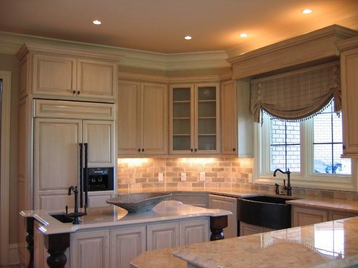 kitchen cabinet refinishing ct designs layouts pickled oak cabinets photos