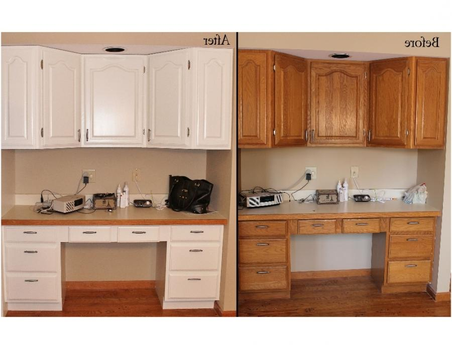 cost of refacing kitchen cabinets resurfacing photos before and after refinished