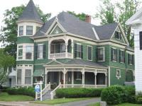 Queen anne victorian house photos