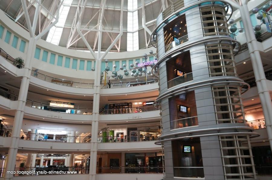 Twin towers interior photos