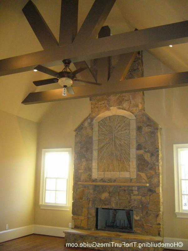 Cathedral Ceiling Beams Photos