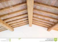 Photos of wood beam ceilings