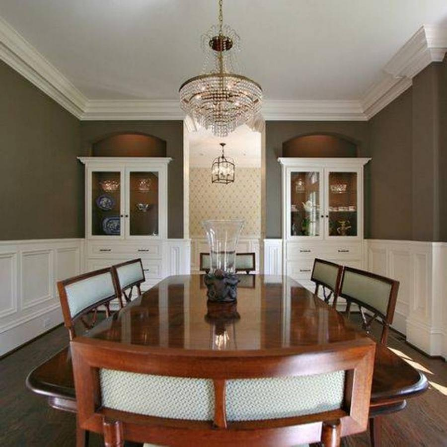 Beadboard dining room photos