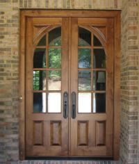 Photos of country front doors