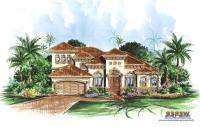 Mediterranean house plans with photos