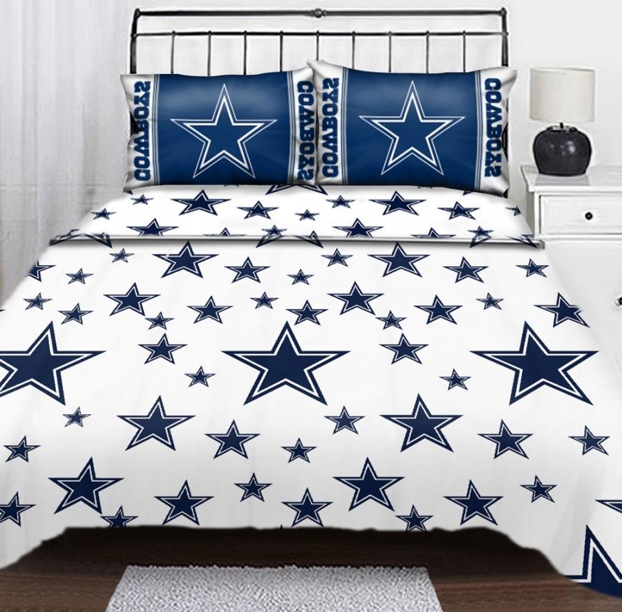 Dallas cowboys bedroom photo
