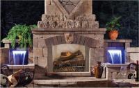 Photos outdoor fireplaces