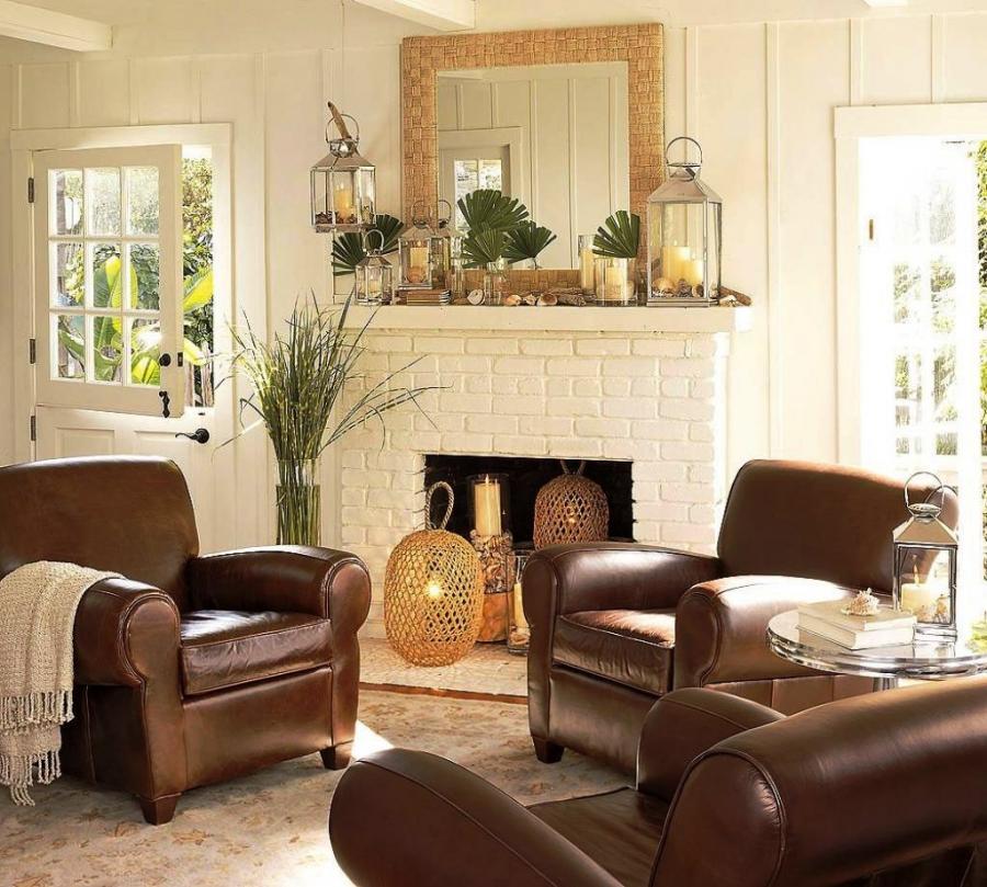 British sitting room photos