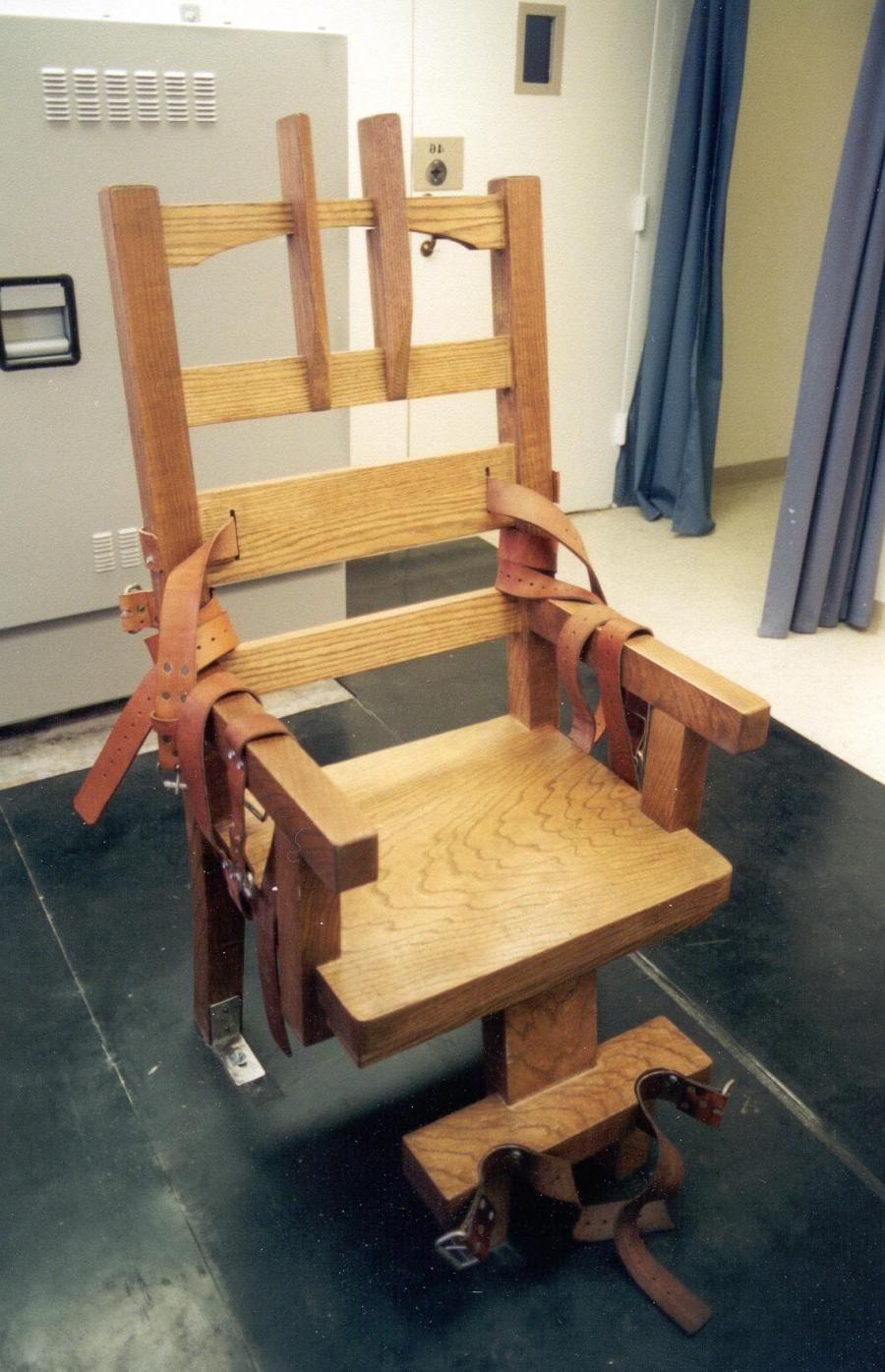 florida electric chair seng chicago deaths photos new installed in 1999 at the state prison